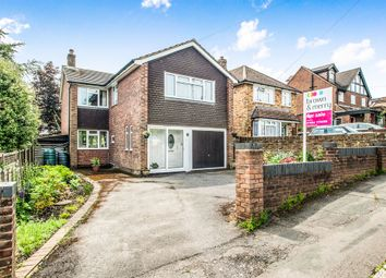 Thumbnail 4 bed detached house for sale in Lowndes Avenue, Chesham