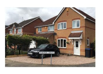 Thumbnail 3 bedroom semi-detached house for sale in Gainsborough Avenue, Hinckley