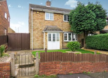 Thumbnail 3 bed semi-detached house for sale in Richmond Road, Kirkby-In-Ashfield, Nottingham