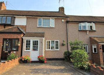 Thumbnail 2 bed terraced house for sale in Epping Way, Chingford
