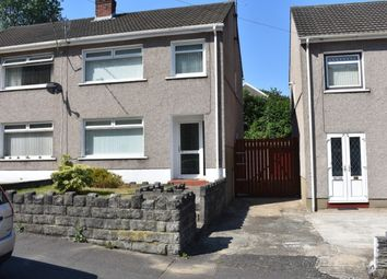Thumbnail 3 bed semi-detached house to rent in Cwmbath Road, Morriston