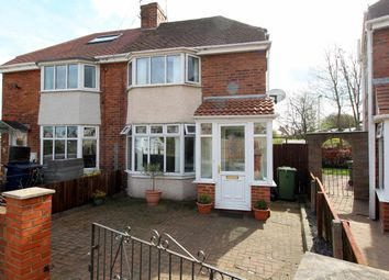 Thumbnail 2 bedroom semi-detached house for sale in Enid Avenue, Fulwell, Sunderland