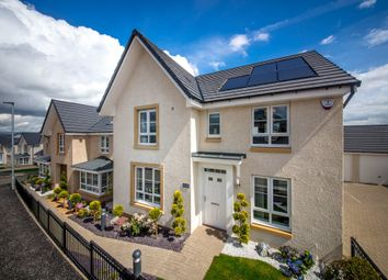 "Thumbnail 4 bedroom detached house for sale in ""Tantallon"" at Auchinleck Road, Glasgow"