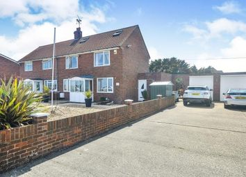 3 bed semi-detached house for sale in Coast Drive, Lydd On Sea, Romney Marsh, Kent TN29