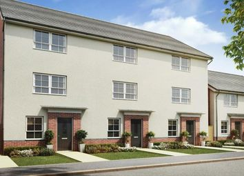 """Thumbnail 4 bed terraced house for sale in """"Hawley"""" at Sutton Way, Whitby, Ellesmere Port"""