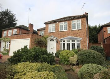 Thumbnail 4 bedroom detached house to rent in Tall Elms Close, Bromley