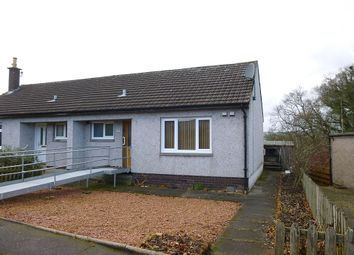 Thumbnail 1 bed semi-detached bungalow for sale in Dalgarnock Road, Thornhill