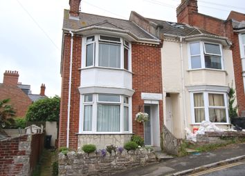 Thumbnail 2 bed end terrace house for sale in Gordon Road, Swanage