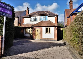 Thumbnail 4 bed detached house for sale in Sketchley Road, Burbage