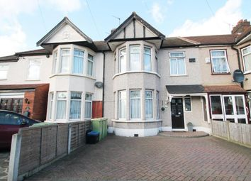 Thumbnail 3 bed terraced house for sale in Glenwood Gardens, Ilford