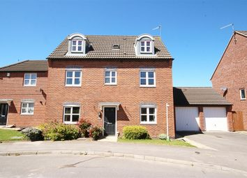 Thumbnail 5 bed detached house for sale in Ryknield Road, Hucknall, Nottingham