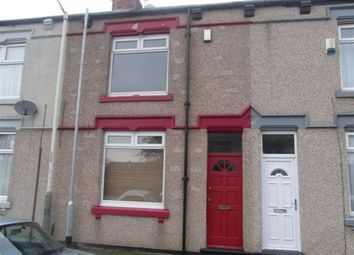 Thumbnail 2 bed terraced house to rent in Springfield Road, Darlington