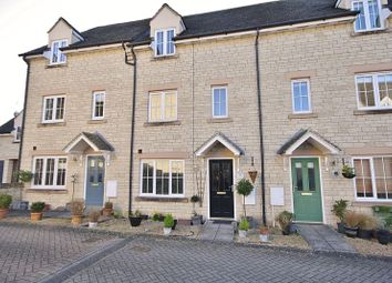 4 bed terraced house for sale in Westcote Close, Deer Park, Witney OX28