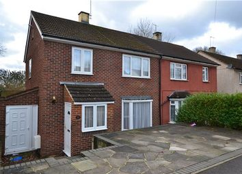 Thumbnail 3 bedroom semi-detached house for sale in Ravensbury Road, Orpington, Kent