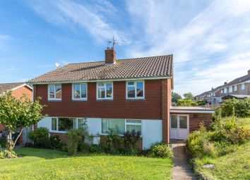 Thumbnail 3 bed semi-detached house for sale in Park View Road, Uckfield