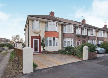 Thumbnail End terrace house for sale in Meadowsweet Avenue, Filton, Bristol