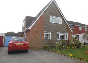 Thumbnail 3 bed detached house for sale in Alcester Drive, Sutton Coldfield