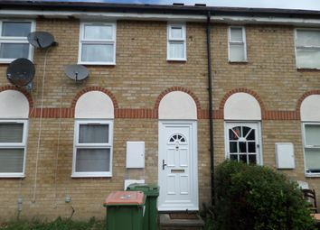 Thumbnail 1 bed terraced house to rent in Elgar Close, Plaistow