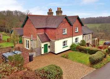 Thumbnail 2 bed cottage to rent in Hogden Lane, Ranmore Common, Dorking