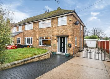 Thumbnail 3 bed semi-detached house for sale in Falcon Way, Dinnington, Sheffield, South Yorkshire