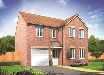 "Thumbnail 4 bed detached house for sale in ""The Kendal"" at Bradley Close, Ouston, Chester Le Street"