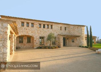 Thumbnail 5 bed villa for sale in Roquefort Les Pins, Grasse, French Riviera