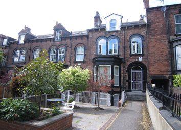 Thumbnail Studio to rent in St. Johns Terrace, Hyde Park, Leeds