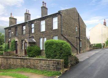 Thumbnail 3 bed end terrace house for sale in Denholme Road, Oxenhope