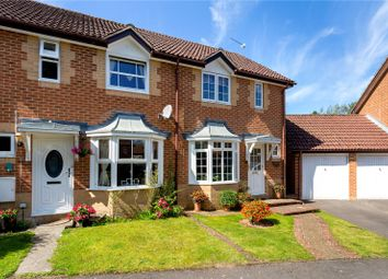 Thumbnail 2 bedroom terraced house for sale in Valley Side, Liphook, Hampshire