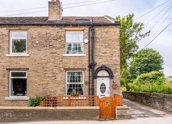 Thumbnail 2 bed terraced house for sale in Halifax Road, Hipperholme, Halifax