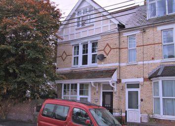 Thumbnail 2 bedroom flat to rent in Coronation Street, Barnstaple