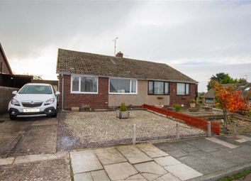 Thumbnail 2 bed semi-detached bungalow for sale in Ivinson Road, Tweedmouth, Berwick Upon Tweed