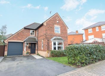4 bed detached house for sale in Beckett Drive, Winwick, Warrington WA2