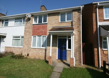 Thumbnail 3 bedroom semi-detached house to rent in Chatsworth Close, Maidenhead