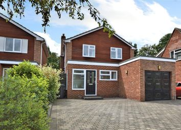 Thumbnail 4 bed detached house for sale in Pine Ridge Road, Burghfield Common, Reading