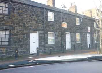 Thumbnail 1 bed flat to rent in Glanrafon, Bangor