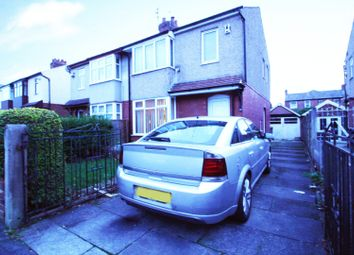 Thumbnail 3 bed semi-detached house for sale in Farringdon Lane, Preston, Lancashire