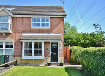 Thumbnail 2 bedroom end terrace house for sale in Brunstock Beck, Didcot