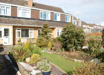 Thumbnail 3 bed semi-detached house for sale in Hadrians Walk, Alcester