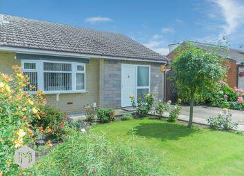 Thumbnail 2 bed semi-detached bungalow for sale in Oak Avenue, Abram, Wigan