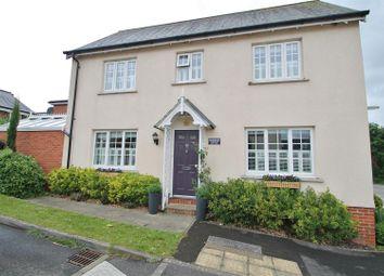 Thumbnail 3 bedroom detached house for sale in Overton Hill, Overton, Basingstoke