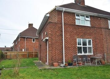 Thumbnail 2 bed semi-detached house to rent in Rede Avenue, Hexham, Northumberland.