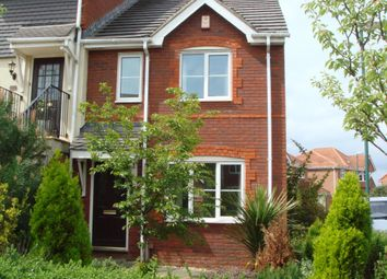 Thumbnail 3 bed end terrace house to rent in Colliers Break, Emersons Green, Bristol