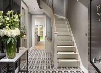 Thumbnail 3 bed town house for sale in Burlington Lane, London