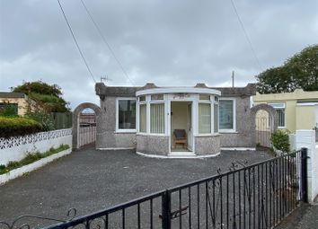 Thumbnail 3 bed detached bungalow for sale in Randwick Park Road, Plymstock, Plymouth