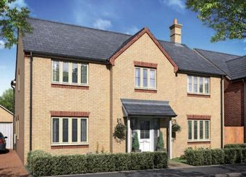 Thumbnail 4 bed detached house for sale in Plot 76 Bath, Thorney Meadows, Thorney, Peterborough