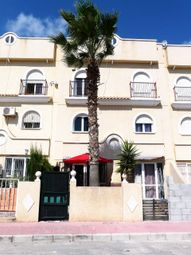 Thumbnail 3 bed town house for sale in Orihuela Costa, Costa Blanca, Spain