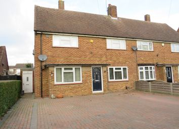 Thumbnail 5 bed semi-detached house for sale in Manor Park, Houghton Regis, Dunstable