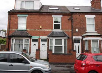 Thumbnail 5 bed terraced house for sale in Lace Street, Nottingham, Nottinghamshire