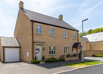 Thumbnail 3 bed semi-detached house for sale in Whitley Way, Moreton-In-Marsh